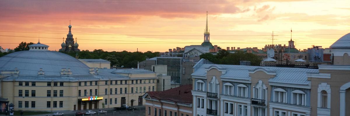 St. Petersburg White Nights